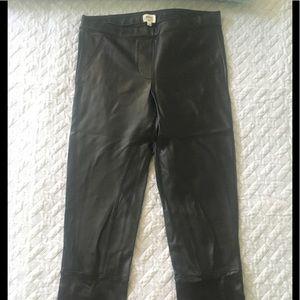Wilfred Vegan Leather Pants